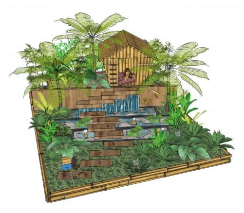 Childrens Show Garden presentation image